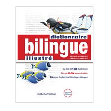 """Le Dictionnaire bilingue illustré"" bilingual dictionary"