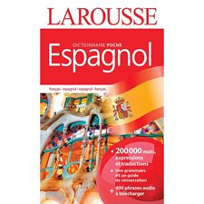 Larousse French-Spanish Pocket Dictionary