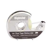 Highland™ Transparent Adhesive Tape