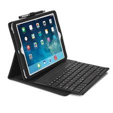 """Keyfolio Pro"" removable keyboard case for iPad Air"