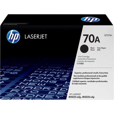 HP 70A Toner Cartridge