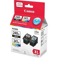 PG-240XL / CL-241XL Ink Jet Cartridge Twin Pack