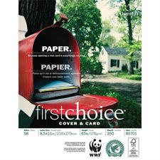 FirstChoice® Cover and Card Paper