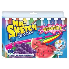 Mr. Sketch Scented™ Stix Washable Markers