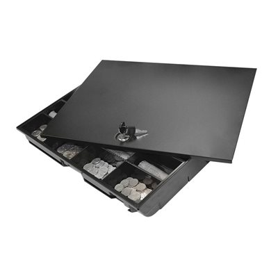 Cash Drawer Tray with Locking Lid for RCRD-1818E