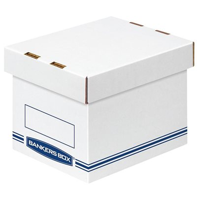 EZ-STOR Storage Box with Removable Lid