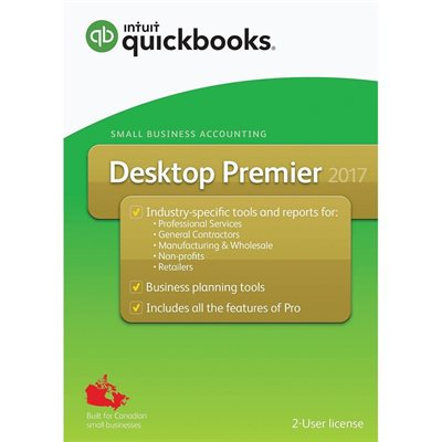 QuickBooks 2018 Accounting Software