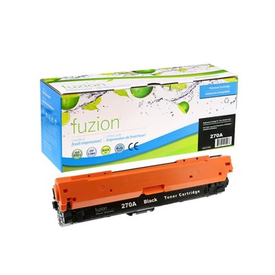 Remanufactured Toner Cartridge (Alternative to HP CE270A)