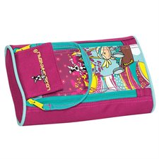Swing 2-Zipper Pencil Case