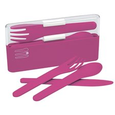 3-Piece Plastic Cutlery Set