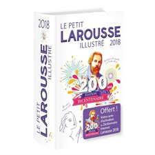 Le Petit Larousse illustré 2018 Dictionary