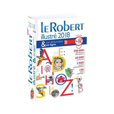 Le Robert illustré 2018 Dictionary
