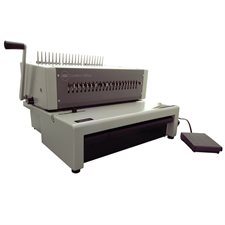 CombBind® C800pro Electric Punch Binding Machine