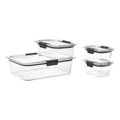 Brilliance Food Container