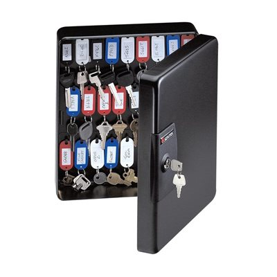 Key Box With Lock