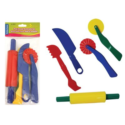 Play Dough Accessory Set